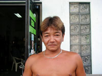 masa NAUI instructor